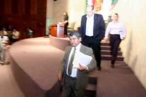 Neri en su paso como legislador de Oaxaca