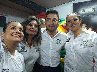 Raúl Cruz, Candidato a la Presidencia de Santa Lucía