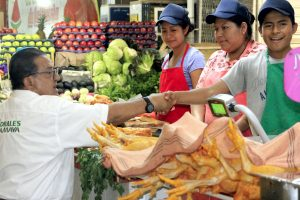 Pasillos del Mercado Zonal