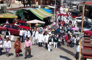 Un éxito la Segunda Semana Nacional de Salud en San Pedro y Pablo Ayutla