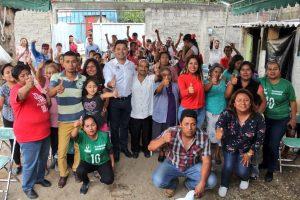 Campaña en Santa Lucía
