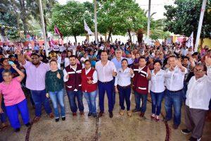 Oswaldo García, Candidato a Presidente Muncipal de Oaxaca de Juárez