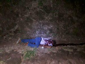 Profesor Calixto Pedro Guillermo, integrante de la Sección 22 del SNTE, asesinado