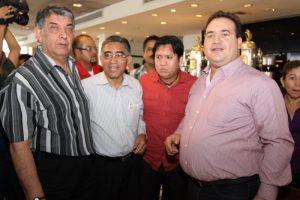 Murat y Duarte en Veracruz