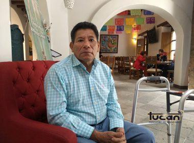 Raymundo Carmona en recuperación