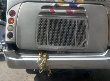 Unidades del Transporte Público en Oaxaca