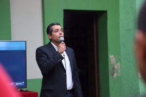 Concejal electo del Municipio de Oaxaca de Juárez, Arturo Dávalos