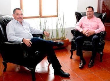 Hernández Fraguas y Oswaldo García Jarquín