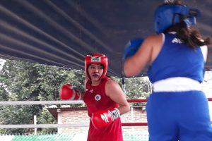 Box femenil