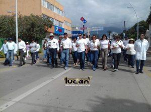 Marcha del día domingo