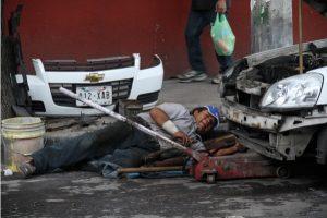 Mecánico en México