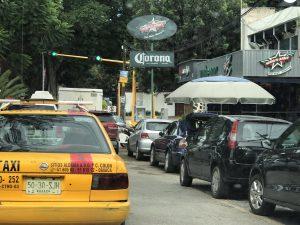 Restaurantes en la Reforma