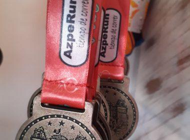 Medalla Atletica Rábanos