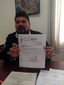 Regidor Jesús Ruiz Olmedo