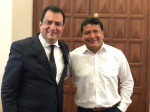 García Jarquín y Santiago Chepi