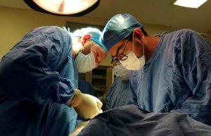 Cirugía en el IMSS