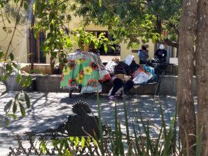 Jardín Labastida, en el corazón de Oaxaca