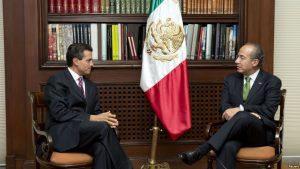 Ex presidentes de México