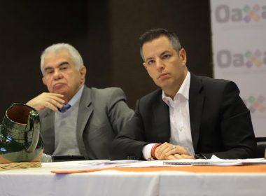 Lic. Anuar Mafud y Alejandro Murat