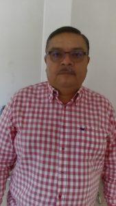 coordinador regional Martin Vela Gil