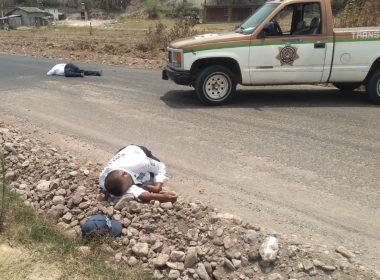 Matan a dos policías en Juxtlahuaca