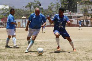 Futbol Veteranos