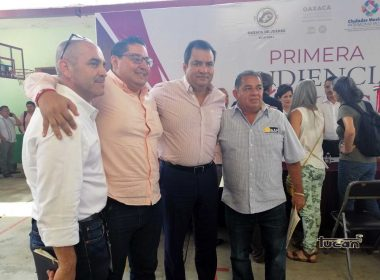 Oswaldo García Jarquín, Presidente Municipal de Oaxaca