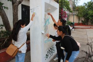 Tequios por Oaxaca