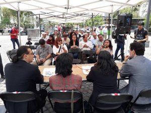 Asamblea de periodistas