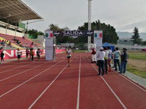 Día Olímpico en Oaxaca
