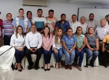 Periodistas, diputadas y fiscales en el norte de Veracruz