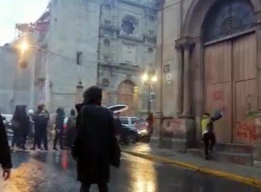 Daños al Patrimonio de Oaxaca