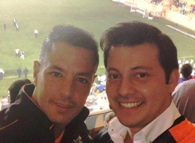 David Antonio y Alejandro Ismael