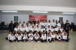 Kung Fu Oaxaca
