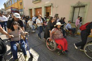 Promueve Gobierno capitalino inclusión social de personas con discapacidad