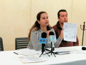 Regidora Nayeli Ortiz