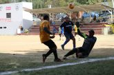 Chapus Persa dio cátedra de futbol en Santa Lucía