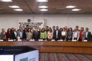 Elaboración del dictamen de la ley de protección a personas defensoras de derechos humanos y periodistas