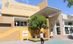 Hospital General de Zona 1 IMSS Oaxaca