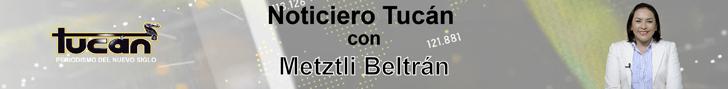 Noticiero Tucán con Metztli Beltrán