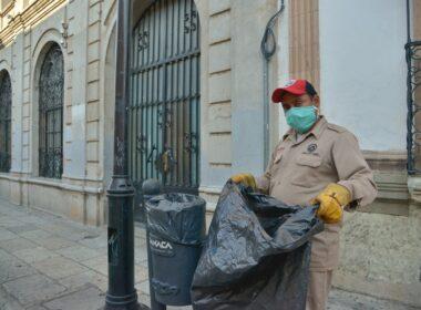 Servicio de limpia en Oaxaca de Juárez